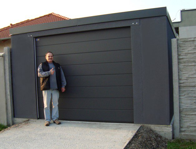 skúsenosti s garážou na kľúč