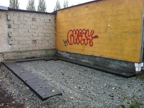 podklad pod garaz kocky