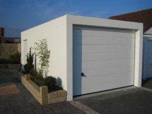 prefabrikovaná garáž