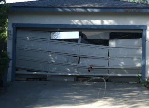problém s garážou