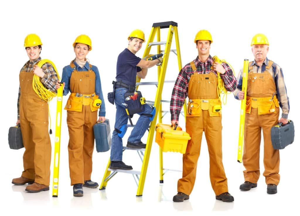 stavbári