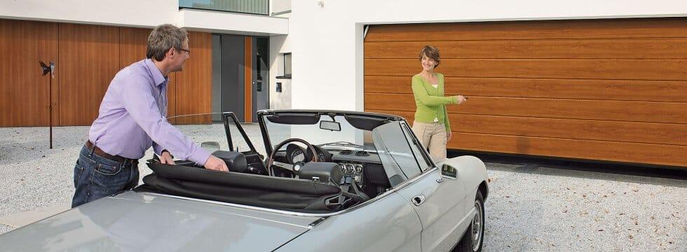 garáž pre auto