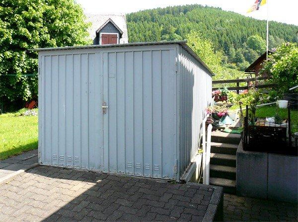 garáž na kľúč