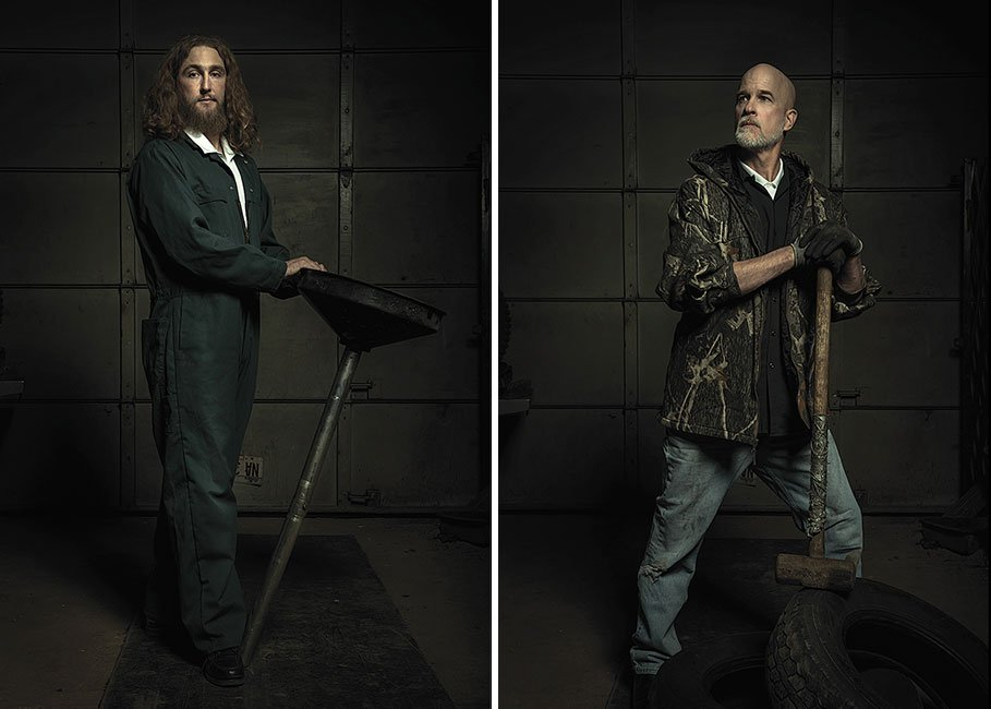 renaissance-paintings-recreated-auto-mechanics-photography-freddy-fabris-12