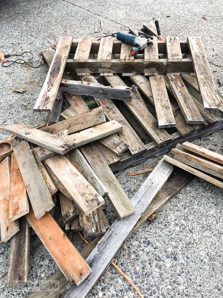 Platničky dreva