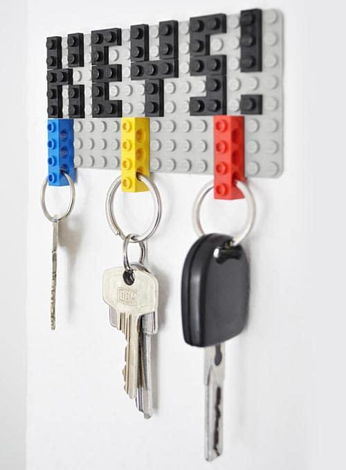 Stojan na kľúče