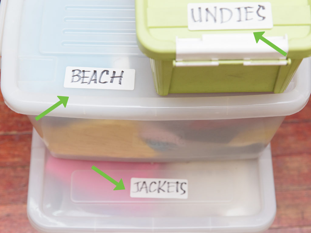 Boxy na uskladnenie vecí