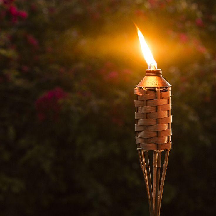 Záhradná sviečka