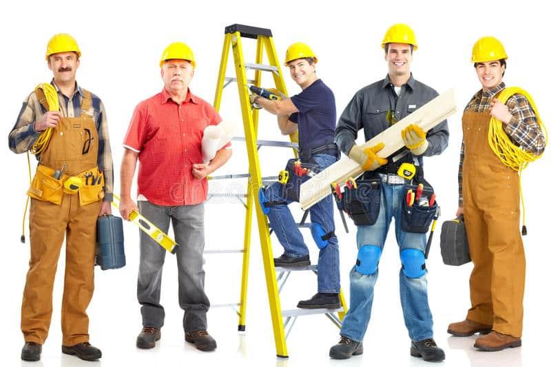 Montážny pracovníci