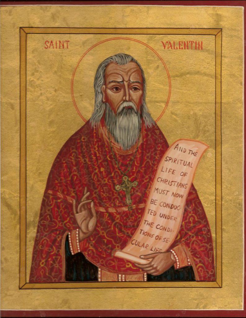 Obraz Saint Valentin