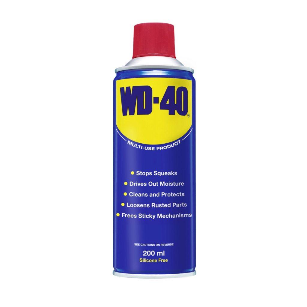 Olej WD-40