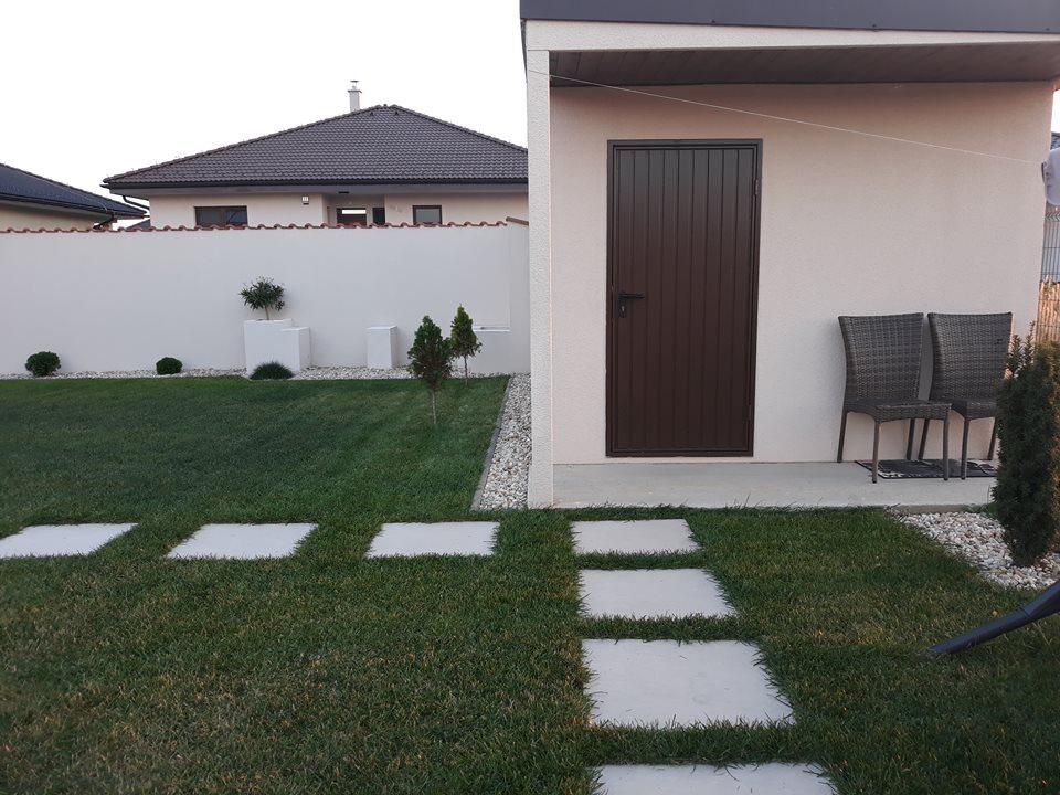 Záhradný domček GARDEON