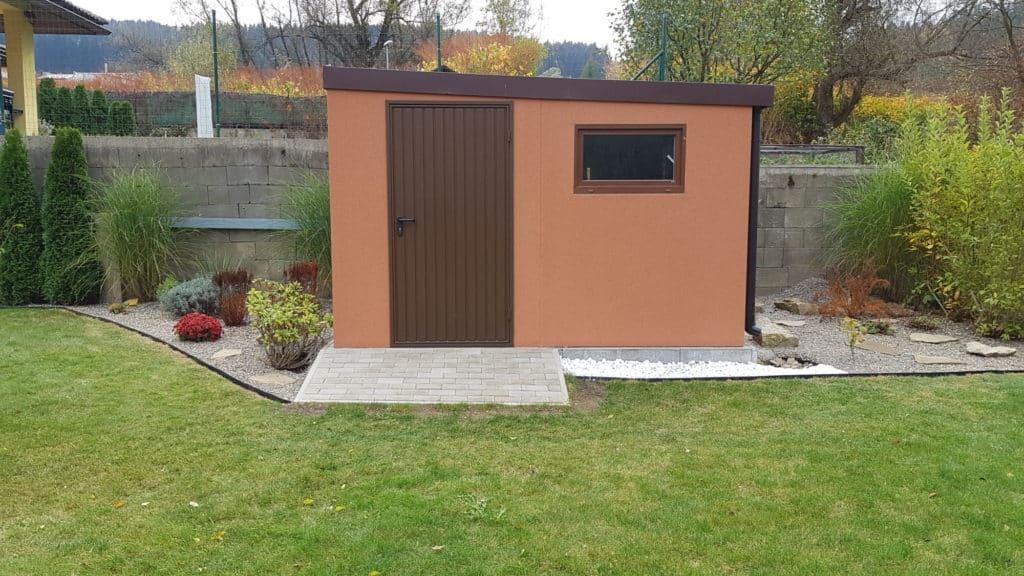 Montovaný záhradný domček na náradie GARDEON