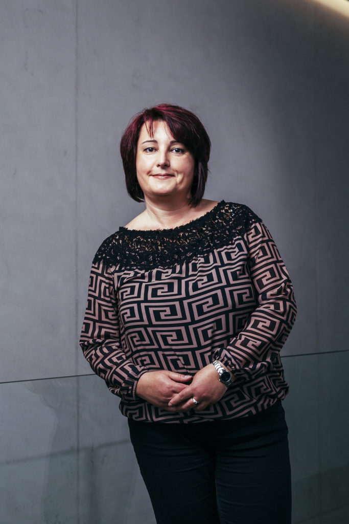 Silvia Hubková - GARDEON