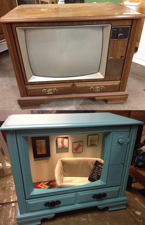 Starý televízor