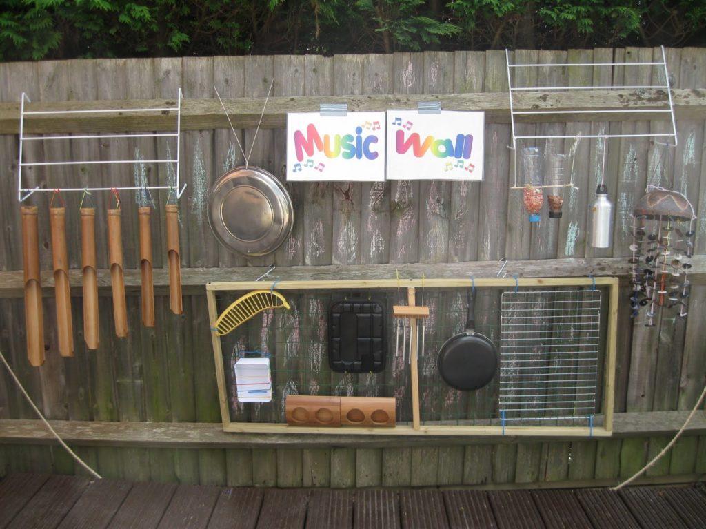 Montessori stena pre dieťa