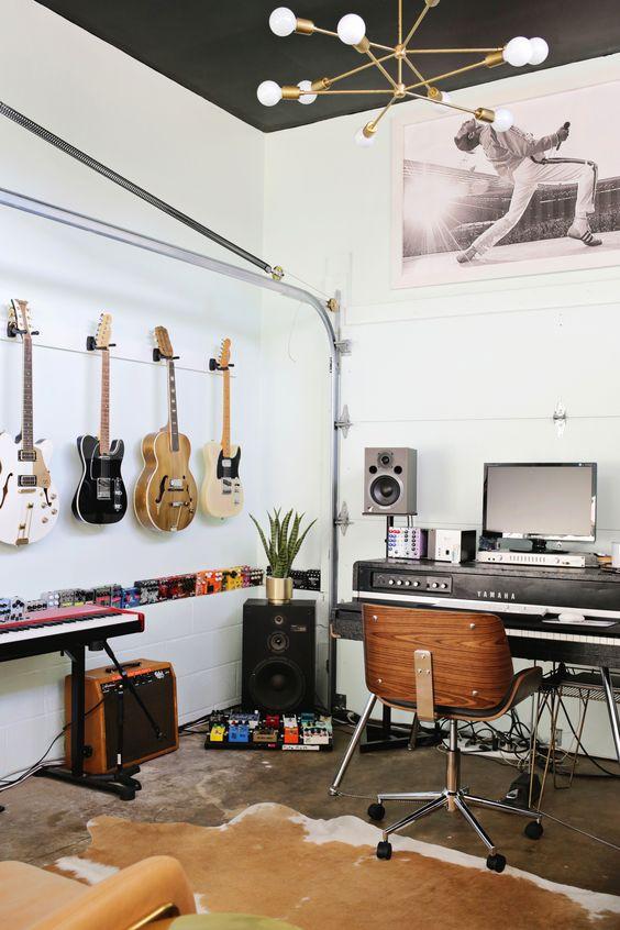 Hudobné štúdio