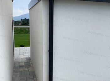 Odkvapový systém na záhradnom domčeku GARDEON