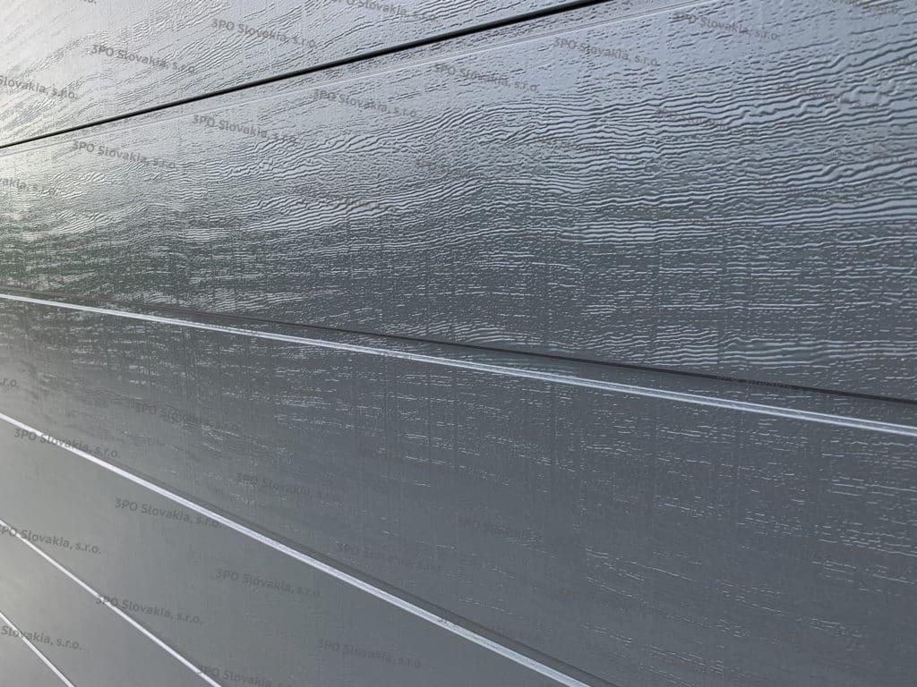 Garážová brána Hormann RenoMatic 2019 v antracitovej farbe