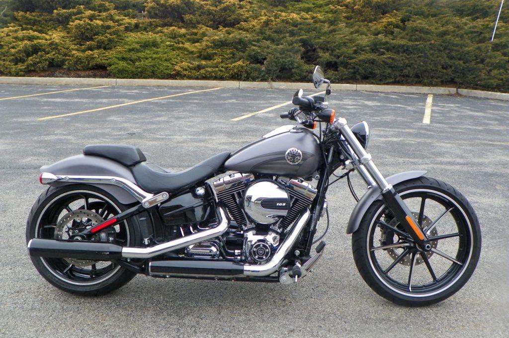 Motorka Harley Davidson