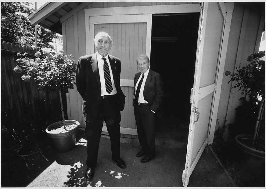 Bill Hewlett a Dave Packard