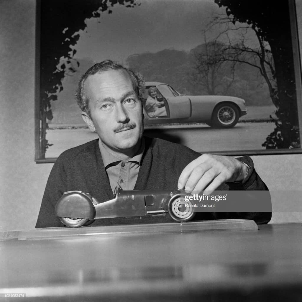 Zakladateľ Lotus Cars
