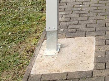 Výškovo nastaviteľné stĺpy - HAP systém