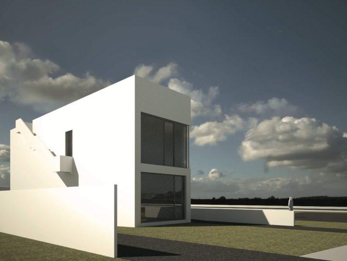 Návrh budovy 3PO SLOVAKIA, s.r.o.