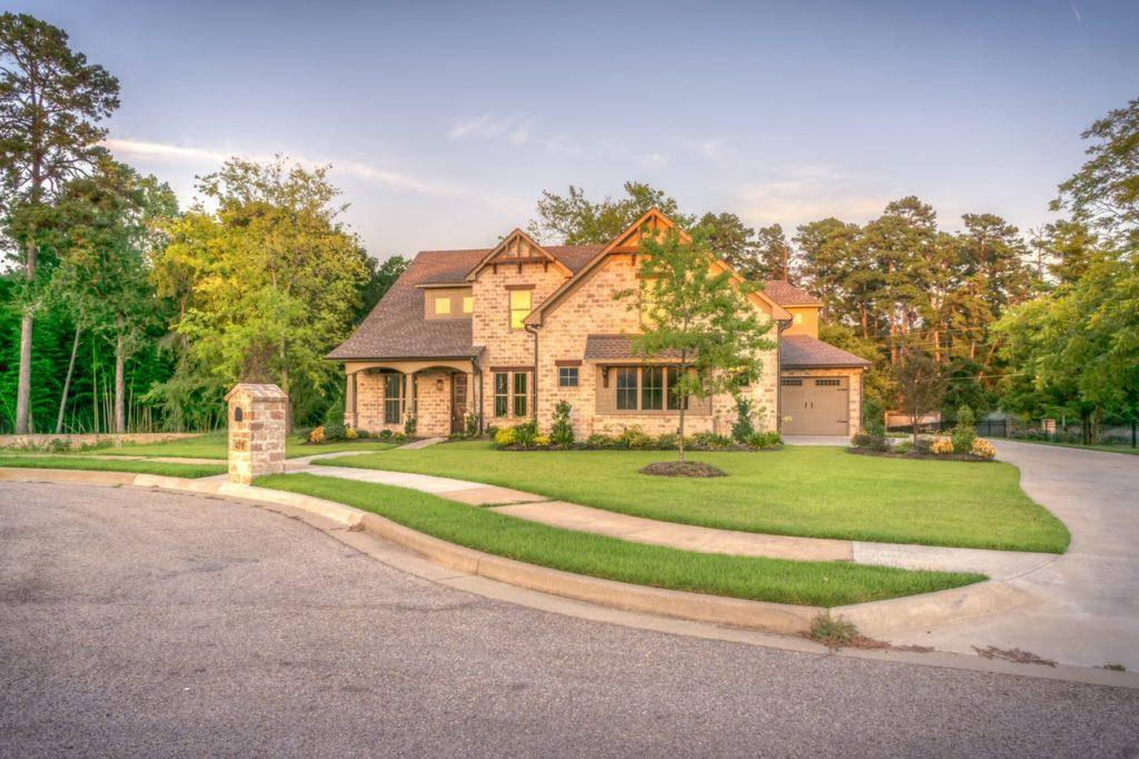 Americký rodinný dom