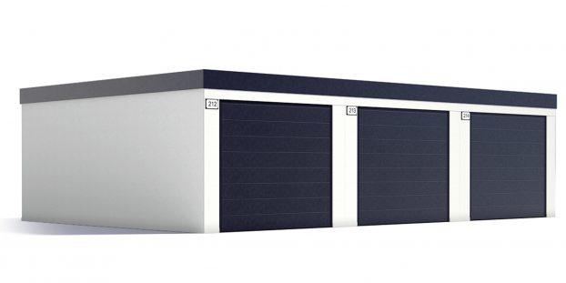 Radová garáž