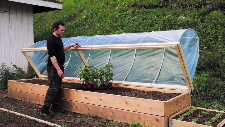 Otvárací skleník