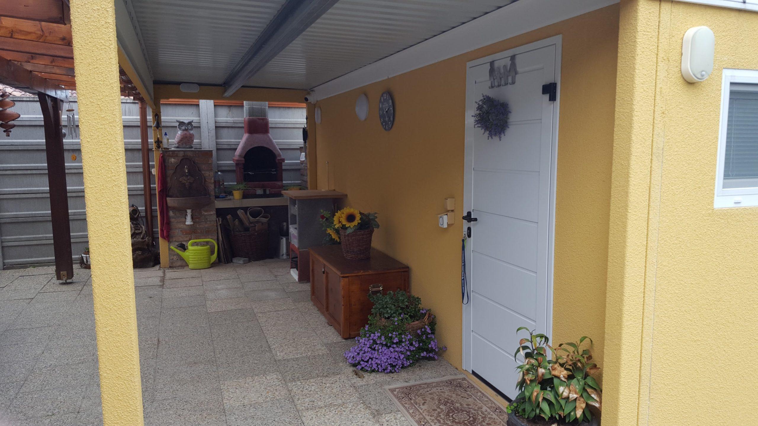 Záhradný domček GARDEON na relax
