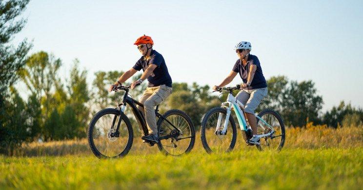 Kamaráti na bicykloch