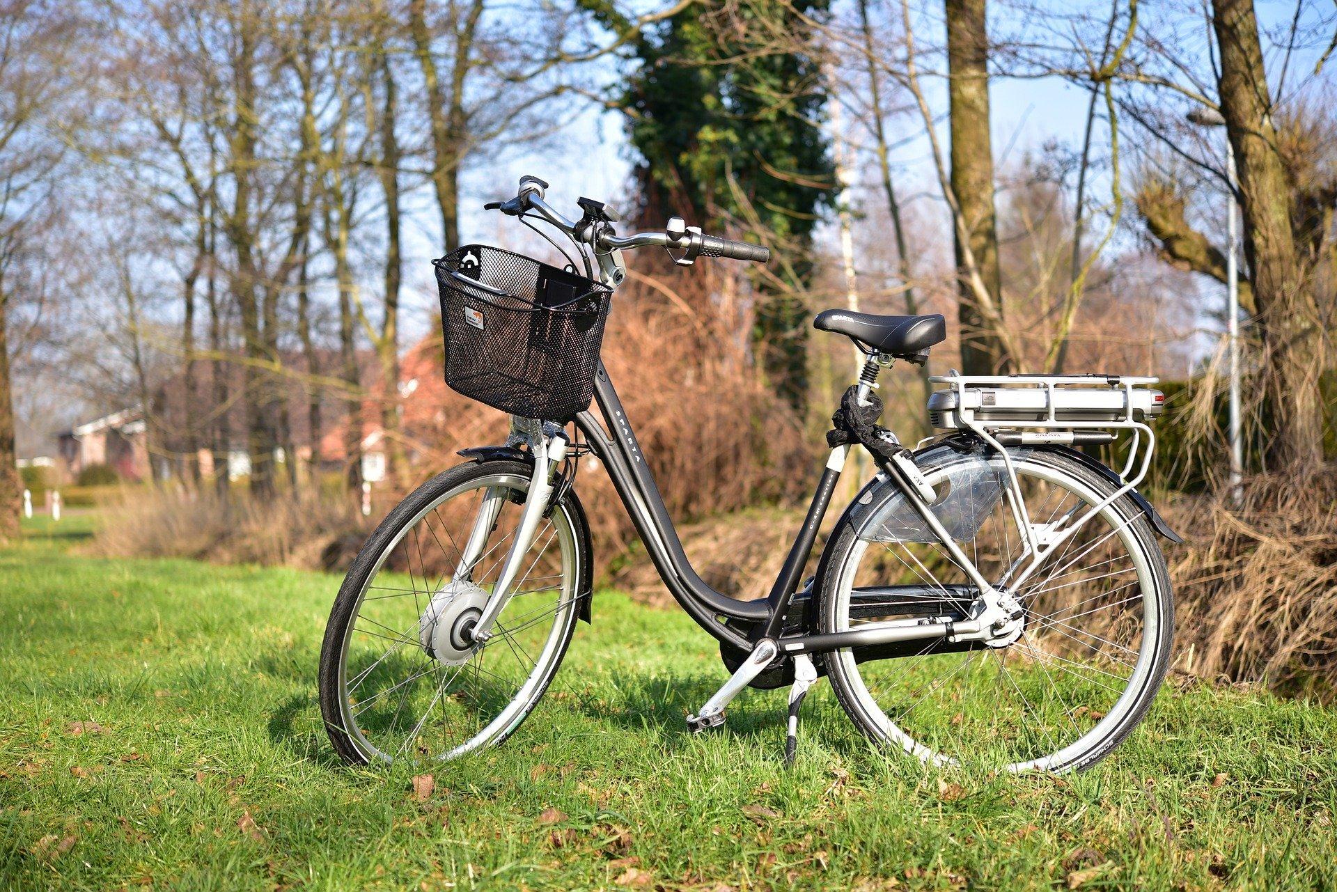 Elektrický bicykel do mesta