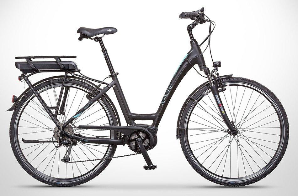 Elektrický bicykel