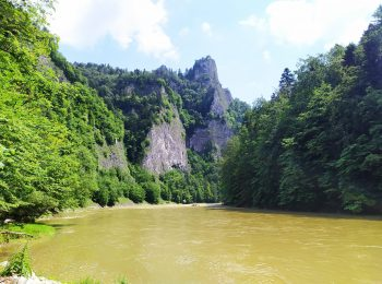Splav Dunajca - Pieniny
