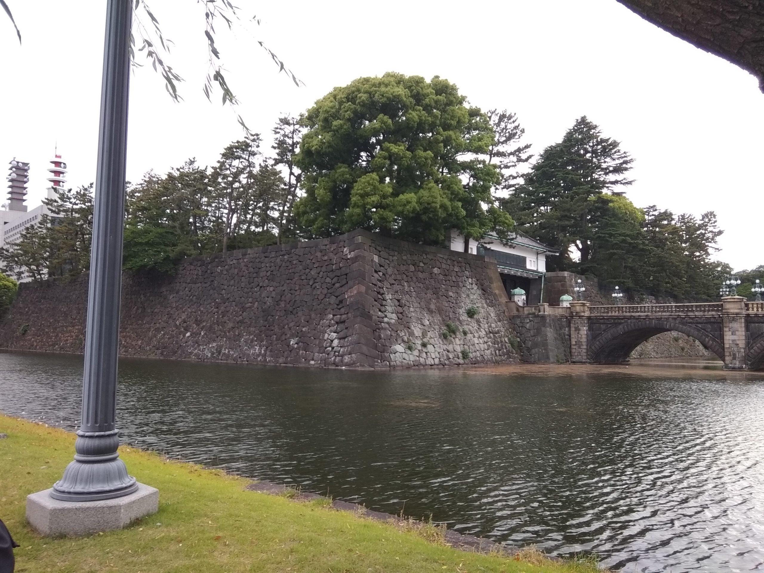 Japonská záhrada s jazierkom
