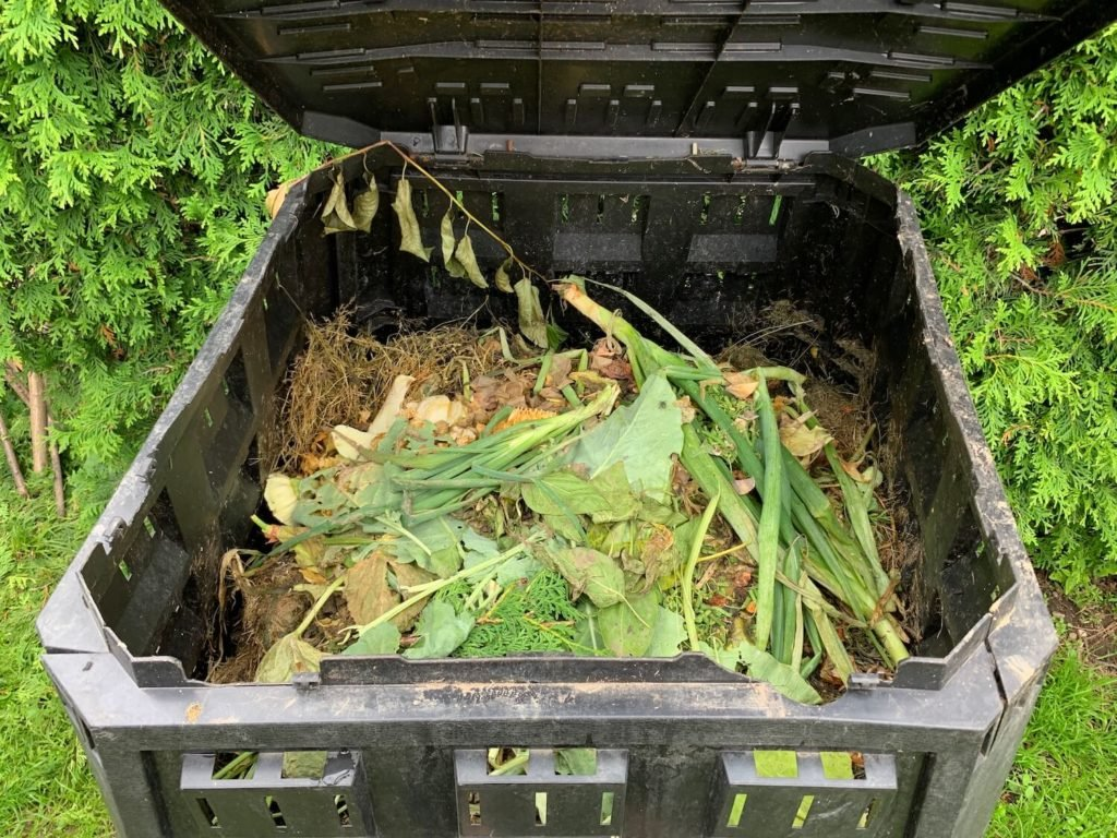 Odpad na kompostovanie