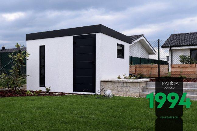 Záhradný domček GARDEON na záhrade