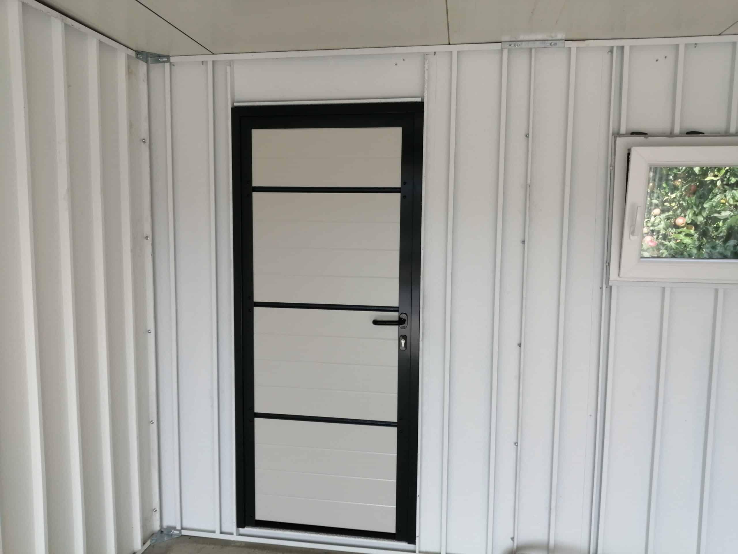 Dvere garáže