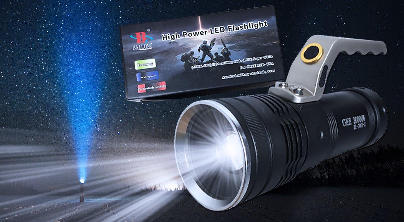 LED baterka