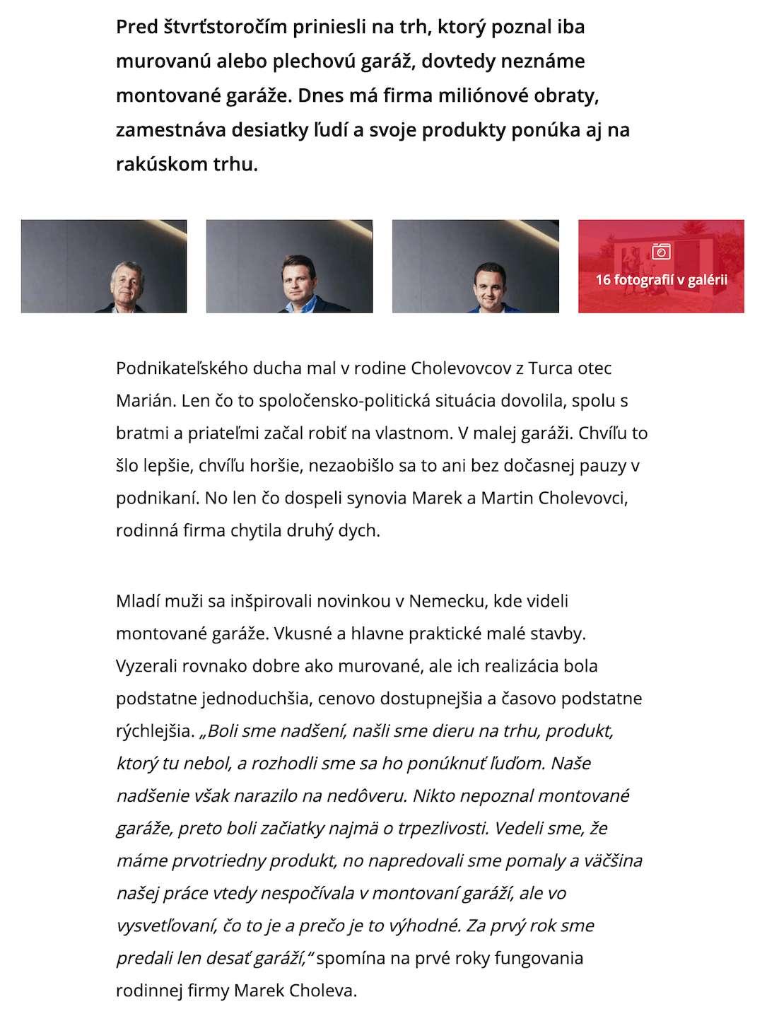 Článok na pluska.sk