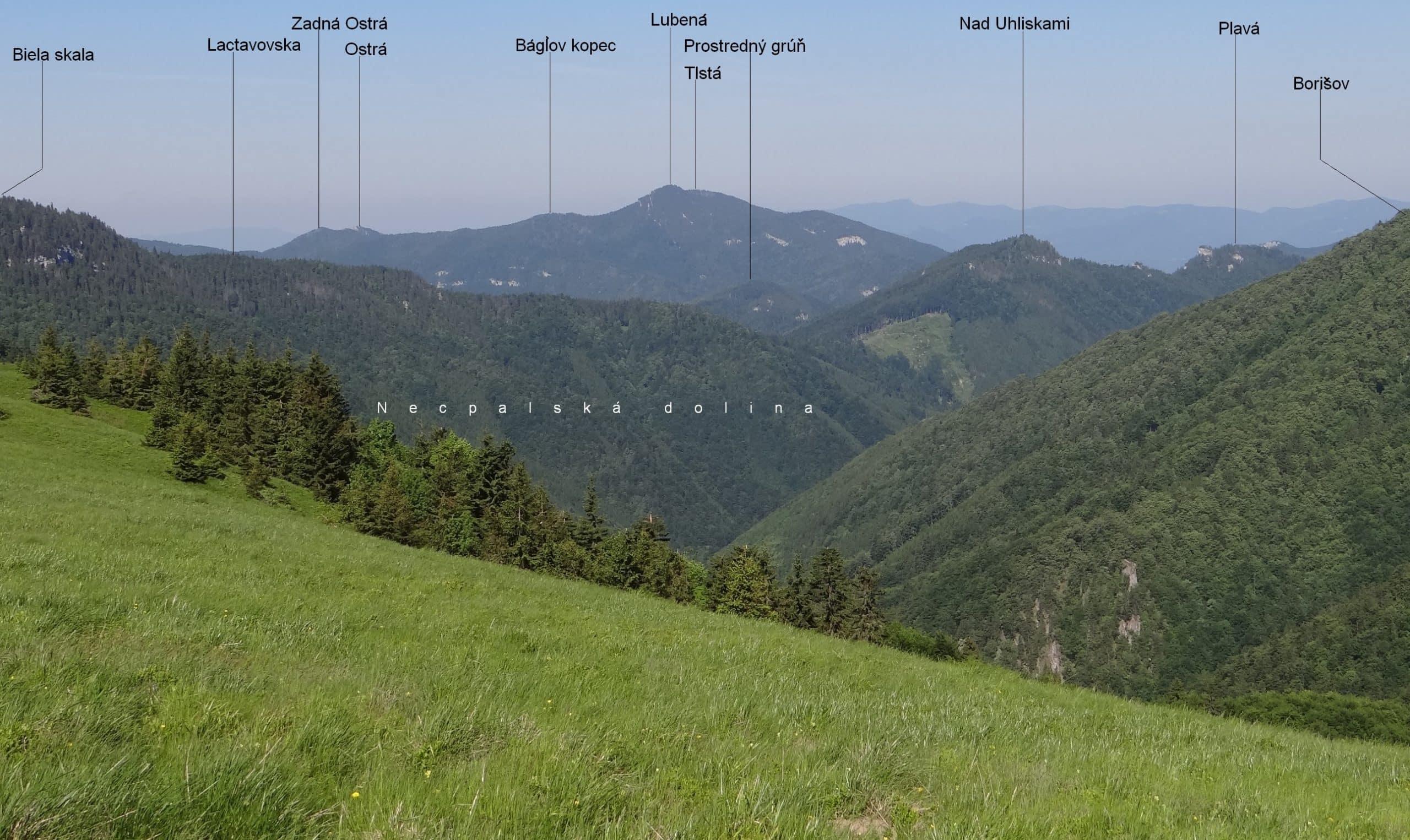 Necpalská dolina