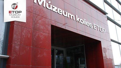 múzeum kolies ETOP