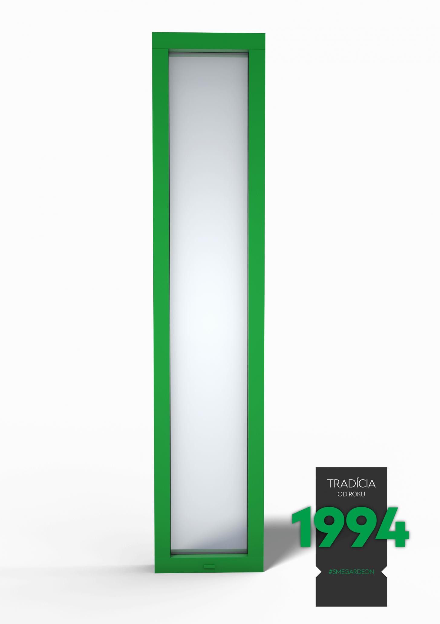 Svetlík GARDEON v gardeon zelenej farbe