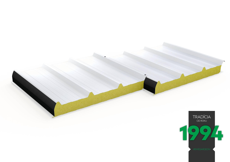 Sendvičový panel izolovanej strechy