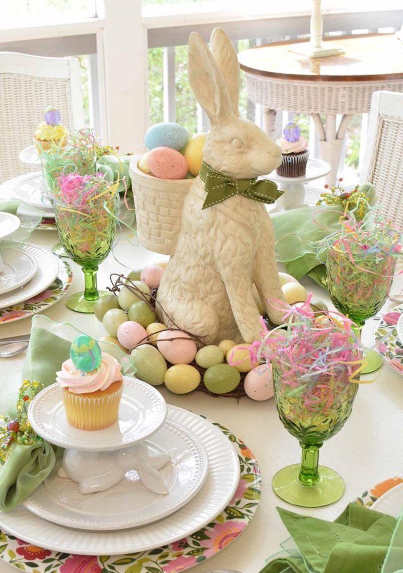 Umelý veľkonočný zajac