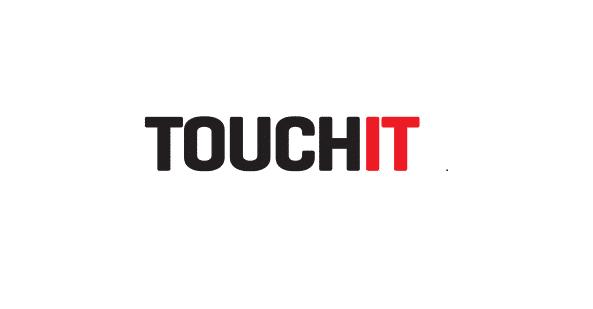Logo stránky touchit.sk