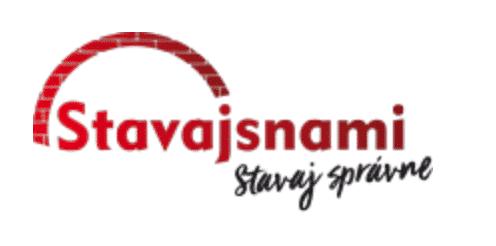 Logo stránky stavajsnami.sk