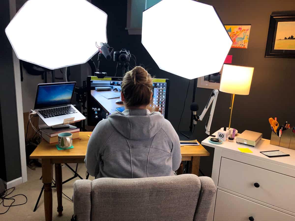 Miestnosť na nahrávanie videií